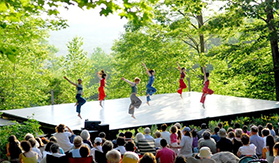 Jacobs Pillow Dance, Performing Arts In The Berkshires, Performing Arts Berkshires, Dance In The Berkshires, Music In The Berkshires, Berkshire Vacations