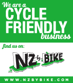 New Zealand by Bike Cycle Friendly Accommodation