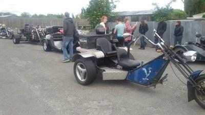 south island trikers new zealand
