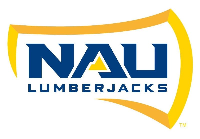 NAU Northern Arizona Lumberjacks Big Sky FCS