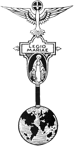 Link to Legion of Mary