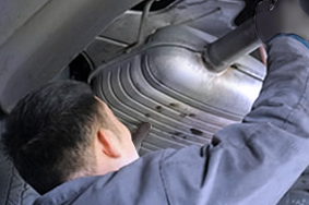 Mufflers and Exhaust