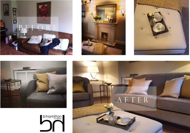 Interior designers belfast with beth hamilton design