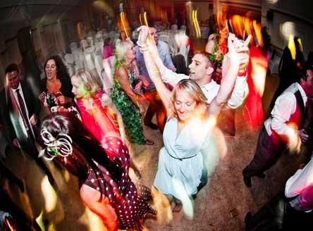 Fletcher Events - wedding dj and disco