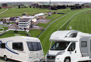 Bath Racecourse  Caravan and Motorhome Show