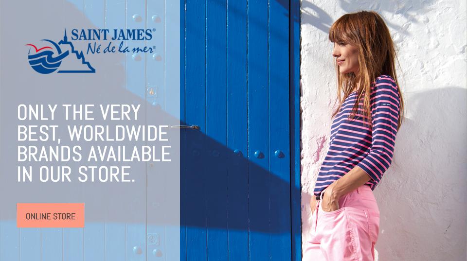 saint james online shop