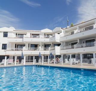 Take a look at Club Tenerife