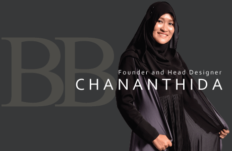 Founder and Head Designer CHANANTHIDA