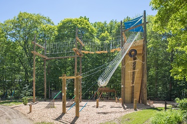 Challenge Course Design & Installation