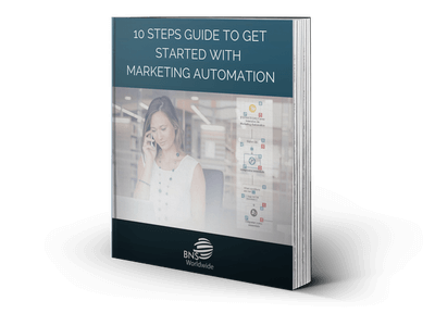 10 STEPS TO GET STARTED WITH MARKETING AUTOMATION