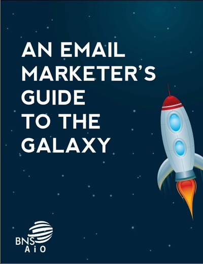 An Email Marketer's Guide to the Galaxy