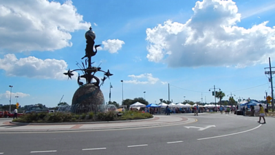 Town Center Arts and Crafts Festival | Gautier, MS