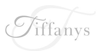 Tiffanys available at Jane's of Torquay