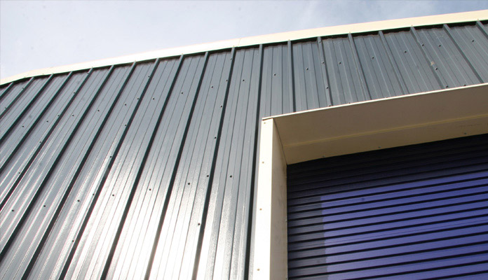 INDUSTRIAL COMPOSITE ROOFING & CLADDING