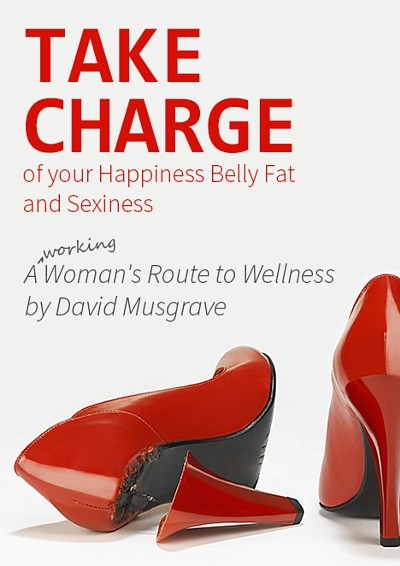 TAKE CHARGE by David Musgrave