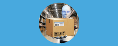 Robot in e-fulfilment