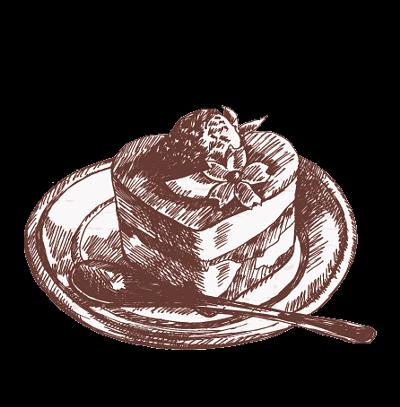 selbst gemachter Kuchen