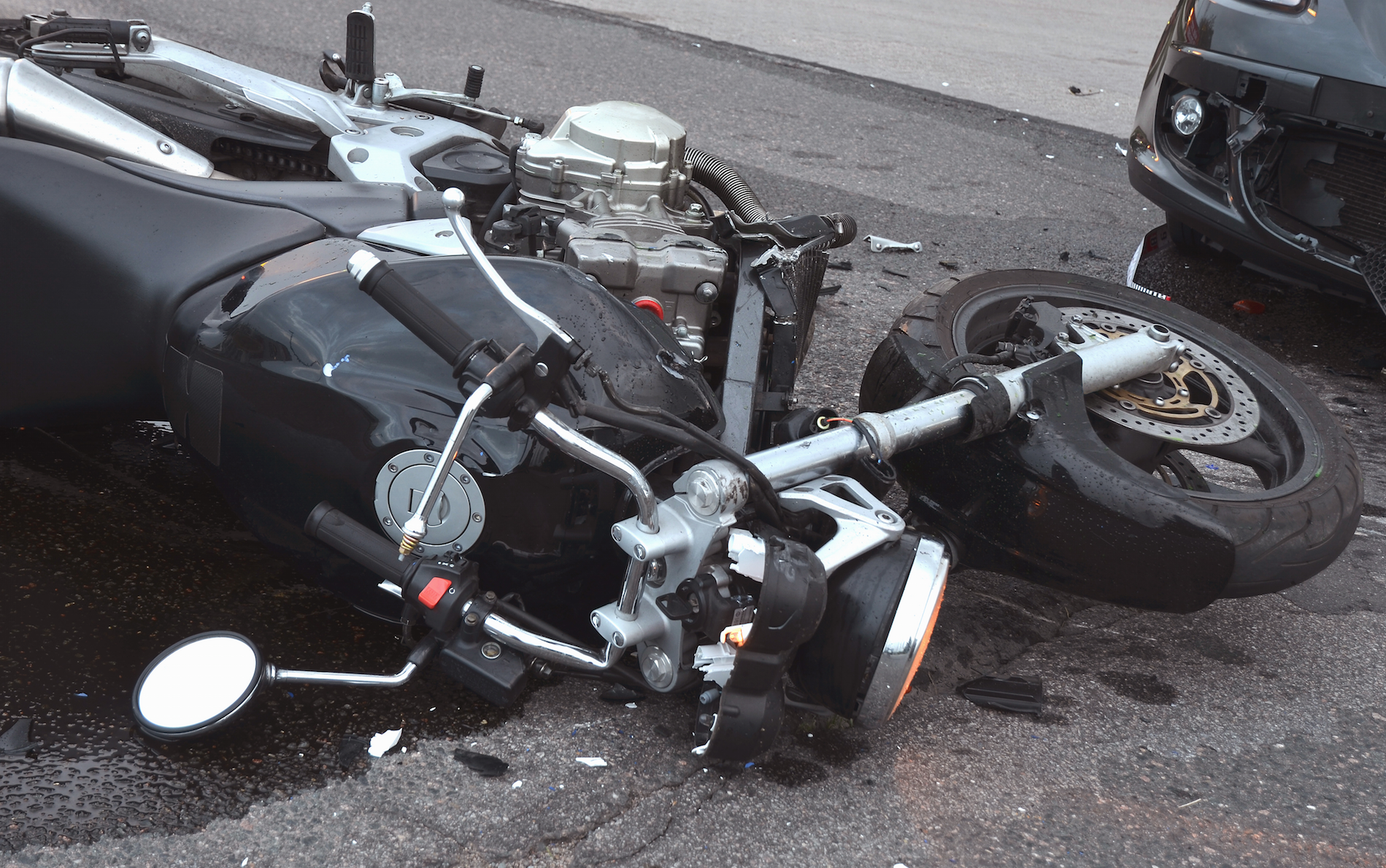 Illinois  motorcycle accident  attorney