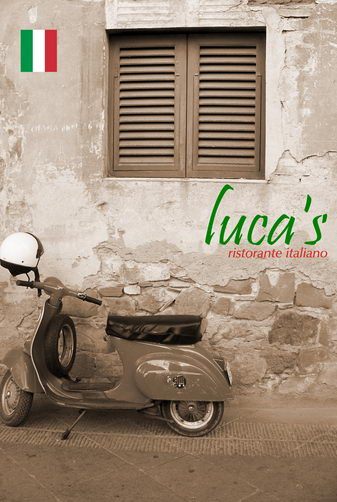 Lucs Ristorante Online Orders