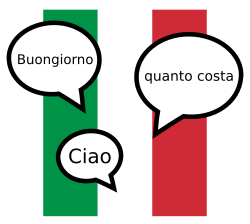 Lucas Speak Italian