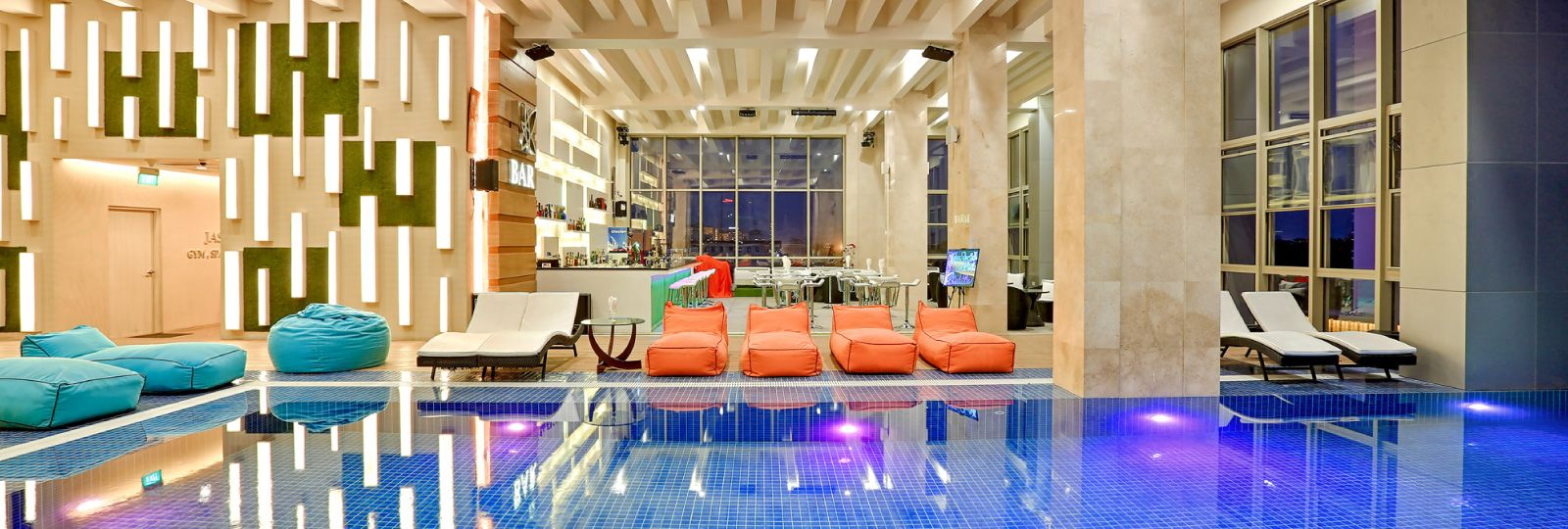 Luxury boutique hotel in rangoon