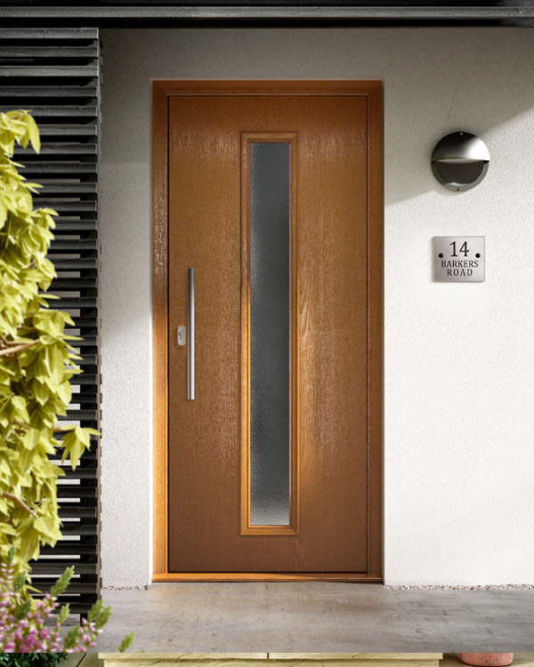 Composite Door Styles And Colours