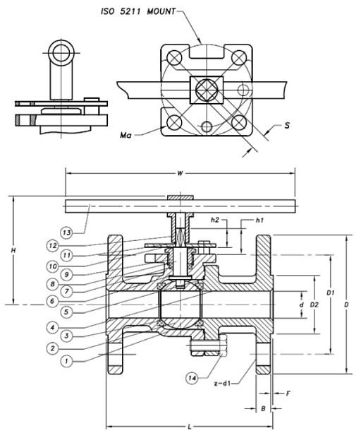 simco valve series  50