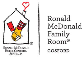 ronald mcdonald family room logo