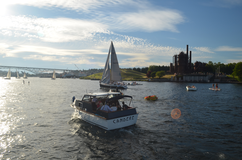 Canderé Cruising - Seattle's Best Boat Tours
