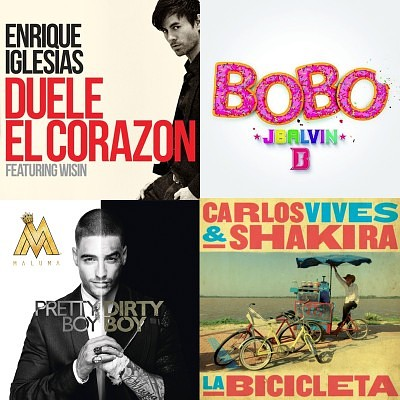 radiulo latin music pop