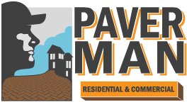 Paver Man does residential & commercial properties.