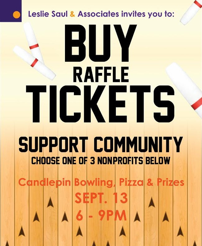 Buy Raffle tickets here