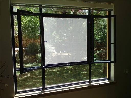 אדיר רשתות נגד יתושים | א. גבאי | חלונות ותריסים NJ-64