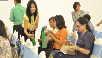 personality training in Yangon