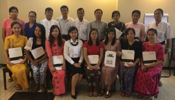 training courses in Yangon