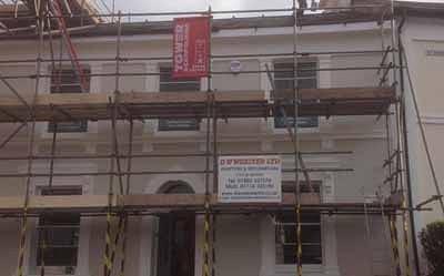 Building Maintenace