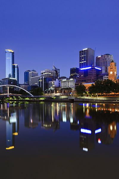 Melbourne Photograph
