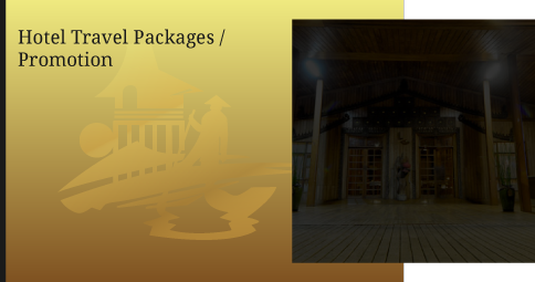 Hotel Travel Packages