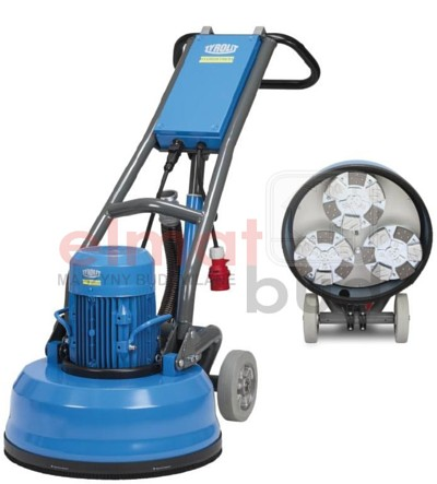 Alquiler de maquinaria de tratamientos de suelo en m laga for Alquiler de lijadora de parquet