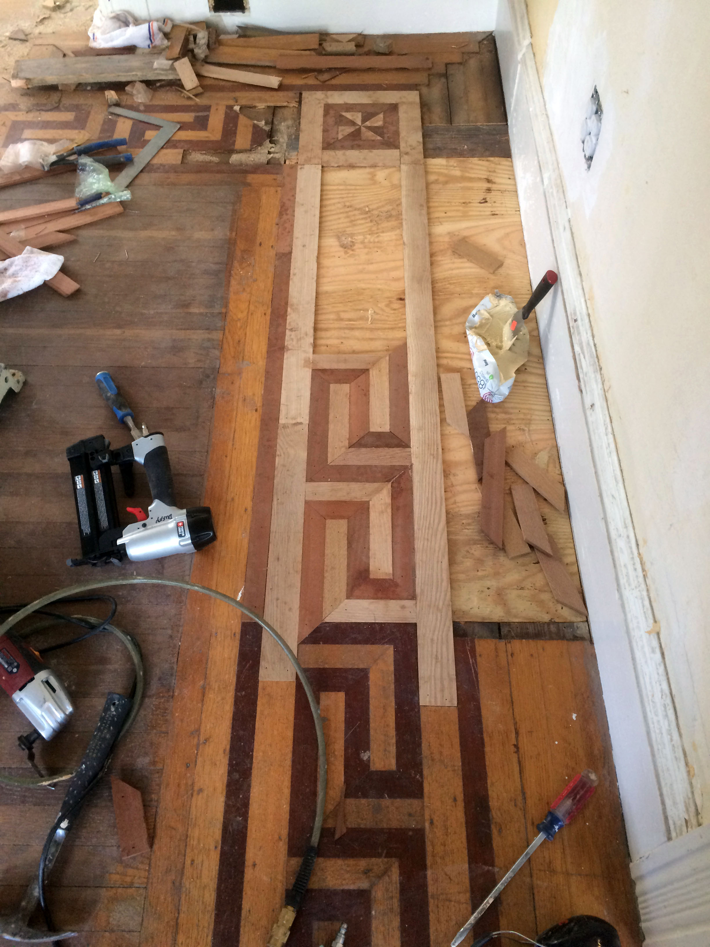 Repair Hardwood Floors
