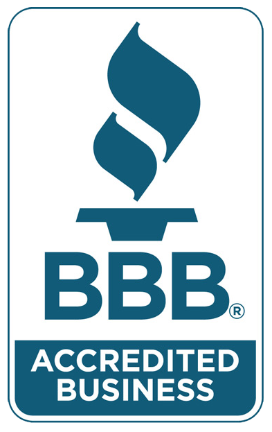 One Hour Heating and AC Repair Lafayette BBB Logo