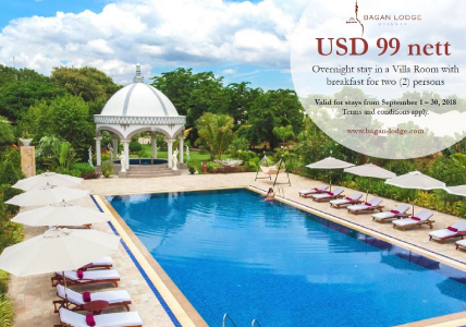 Green Season Deal of Bagan Lodge