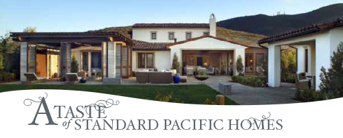 Standard Pacific Homes Invite