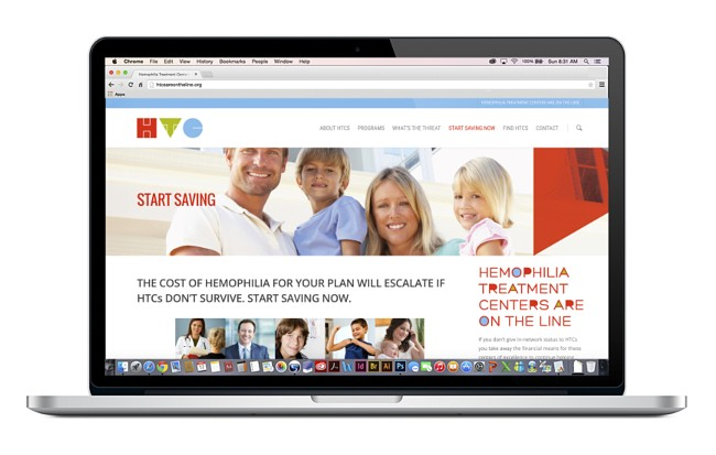 Hemophilia Treatment Centers Website
