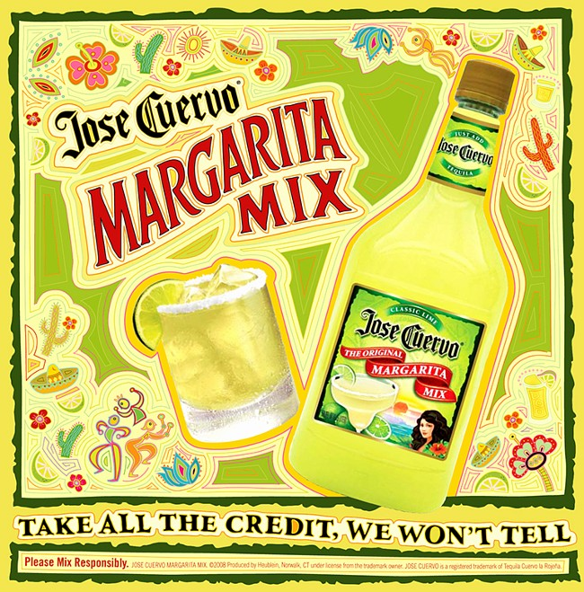 Margarita Mix Poster