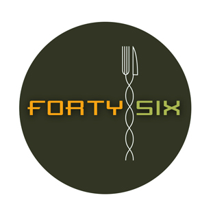 Forty Six Restaurant Logo