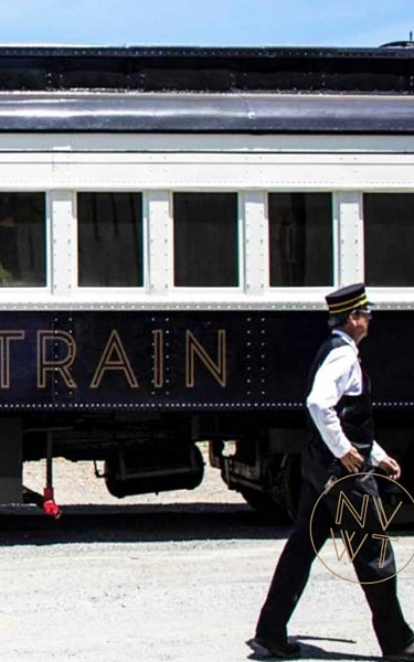 Napa Valley Wine Train Winemakers Dinner Series Collateral