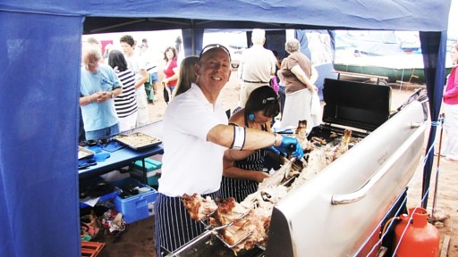 Hog Roast event by G.T Orsman