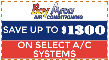$1300 AC air conditioning coupon