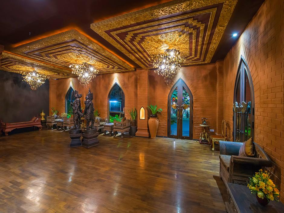 Bagan King Hotel in Mandalay, Myanmar (Burma)